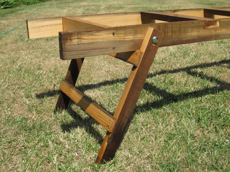 Hive Stand Designs : Triple hive stand design plan and build digitaldodo